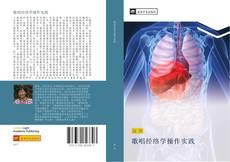 Buchcover von 歌唱经络学操作实践