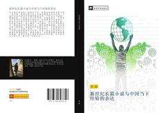 Bookcover of 新世纪长篇小说与中国当下经验的表达