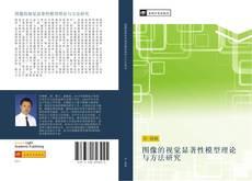 Portada del libro de 图像的视觉显著性模型理论与方法研究