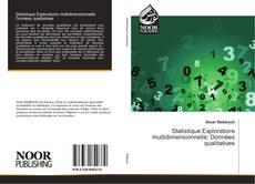 Buchcover von Statistique Exploratoire multidimensionnelle: Données qualitatives