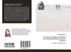 Bookcover of L'image revisitée par Richter vécu photographique devenir pictural
