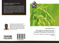 Bookcover of Perceptions of Rice Farmers towards Production Constraints
