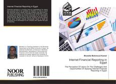Couverture de Internet Financial Reporting in Egypt
