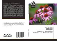 Обложка Effect of UV and Gamma Radiation on Echinacea In vitro