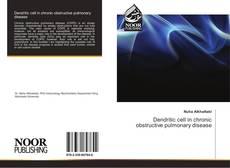 Dendritic cell in chronic obstructive pulmonary disease kitap kapağı