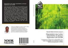 Borítókép a  Dégradation des huiles essentielles du fenouil Application de CG/SM - hoz