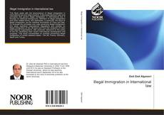 Copertina di Illegal Immigration in International law