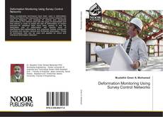 Bookcover of Deformation Monitoring Using Survey Control Networks