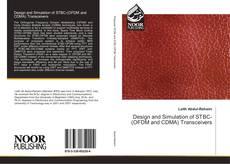 Capa do livro de Design and Simulation of STBC-(OFDM and CDMA) Transceivers