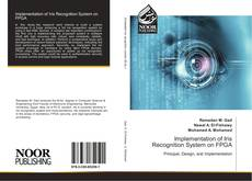 Capa do livro de Implementation of Iris Recognition System on FPGA