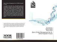 Copertina di Storm Water Management for Al-Shifa Hospital in Gaza