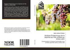 Bookcover of Analyse Protéomique de la réponse de Vitis vinifera au stress salin