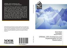 Capa do livro de OPENGL GPU Architecture and Implementation of Line Rasterization