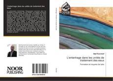 Bookcover of L'entartrage dans les unités de traitement des eaux