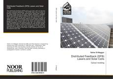 Couverture de Distributed Feedback (DFB) Lasers and Solar Cells