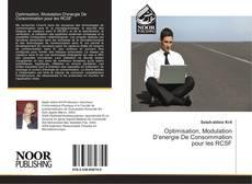Optimisation, Modulation D'energie De Consommation pour les RCSF的封面