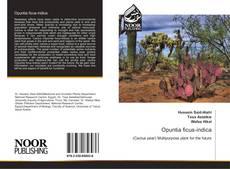 Bookcover of Opuntia ficus-indica