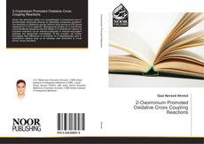 Bookcover of 2-Oxoiminium Promoted Oxidative Cross Coupling Reactions