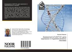 Couverture de Assessment of UGT1A1 gene expression in hyperbilirubinemic neonates