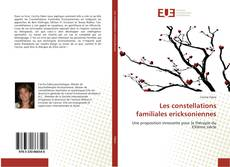 Capa do livro de Les constellations familiales ericksoniennes