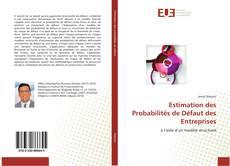 Couverture de Estimation des Probabilités de Défaut des Entreprises
