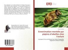 Bookcover of Envenimation mortelle par piqûres d'abeilles chez l'enfant