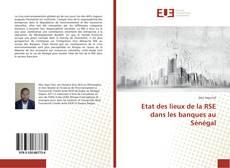Bookcover of Etat des lieux de la RSE dans les banques au Sénégal