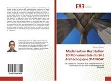 """Bookcover of Modélisation Restitution 3D Monumentale du Site Archéologique """"BANASA"""""""