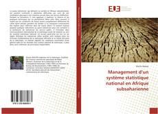 Management d'un système statistique national en Afrique subsaharienne kitap kapağı
