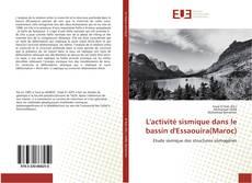 Capa do livro de L'activité sismique dans le bassin d'Essaouira(Maroc)