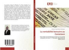 Capa do livro de La rentabilité bancaire au Cameroun