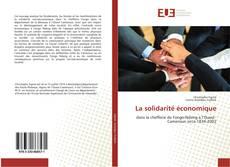 Couverture de La solidarité économique