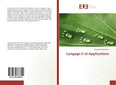 Couverture de Langage C et Applications