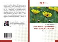 Structure et Reproduction des Végétaux Vasculaires的封面