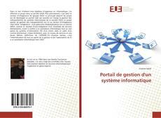 Capa do livro de Portail de gestion d'un système informatique