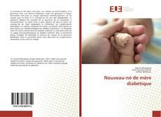 Portada del libro de Nouveau-né de mère diabétique