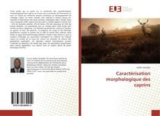 Capa do livro de Caractérisation morphologique des caprins
