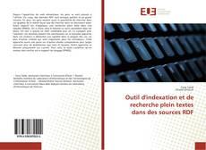 Bookcover of Outil d'indexation et de recherche plein textes dans des sources RDF
