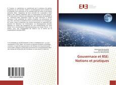 Copertina di Gouvernace et RSE: Notions et pratiques
