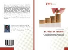 Обложка Le Précis de fiscalité: