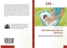 Couverture de Mortalité néonatale au Nord-Kivu