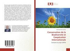 Bookcover of Conservation de la Biodiversité et Coopération Internationale