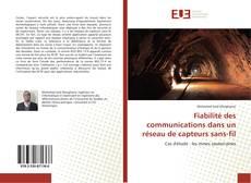 Copertina di Fiabilité des communications dans un réseau de capteurs sans-fil