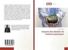 Impacts des déchets de matières plastiques kitap kapağı