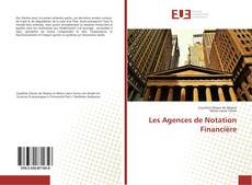 Portada del libro de Les Agences de Notation Financière