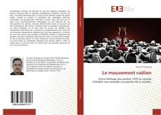 Bookcover of Le mouvement raëlien