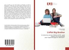 Bookcover of L'effet Big Brother