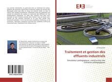 Traitement et gestion des effluents industriels kitap kapağı