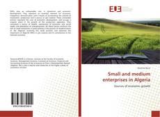 Bookcover of Small and medium enterprises in Algeria