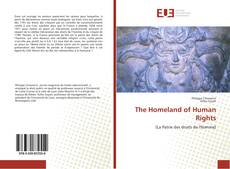 Couverture de The Homeland of Human Rights